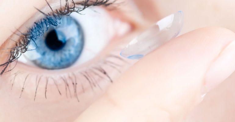 В Израиле создали лечебные контактные линзы