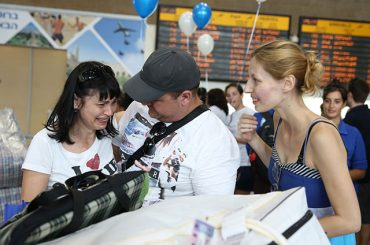Израиль продолжает принимать репатриантов из Украины