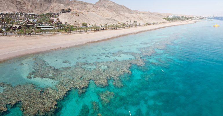 Только 47,4% израильских пляжей названы чистыми