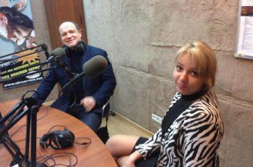 Альберт Фельдман в эфире Стильного радио Перец FM