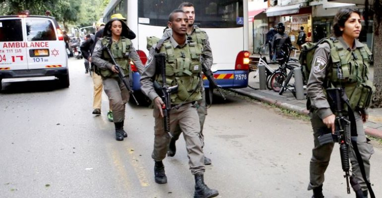 Израильские страсти вокруг освобождения дочери террориста