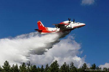 Израиль наградил украинских летчиков, которые тушили пожар в Хайфе