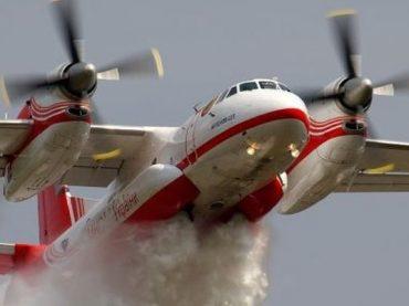 Украина отправляет в Израиль два спецсамолета для тушения пожаров, – Порошенко