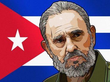 Кастро помер, хай живе Кастро!