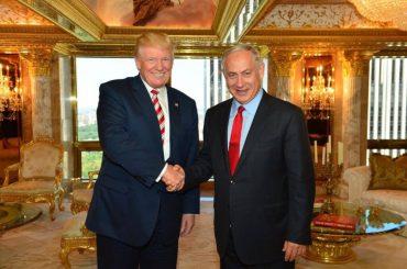 """""""Трамп испытывает очень теплые чувства к Израилю"""", – Биньямин Нетаниягу"""