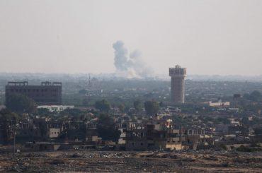Ізраїль обстріляли ракетами з боку Синая