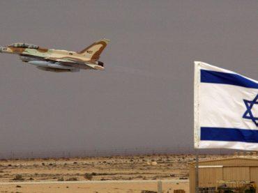 Израиль проведёт крупнейшие в своей истории учения ВВС
