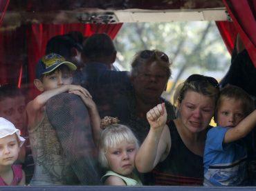 Переселенці зі сходу України найбільш схильні до посттравматичного синдрому