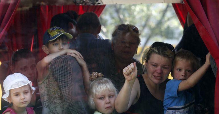 Переселенцы с востока Украины наиболее подвержены посттравматическому синдрому