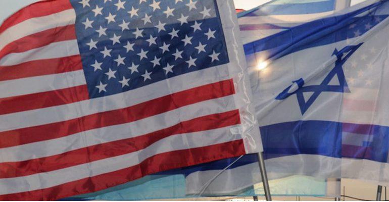 Израиль в фокусе США