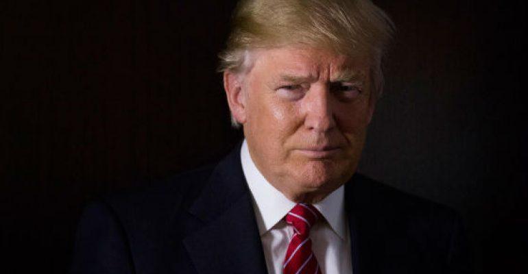 Трамп встретится с лидером Палестины в мае