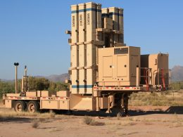 Ізраїль презентував систему перехоплення ракет «Чарівна паличка»