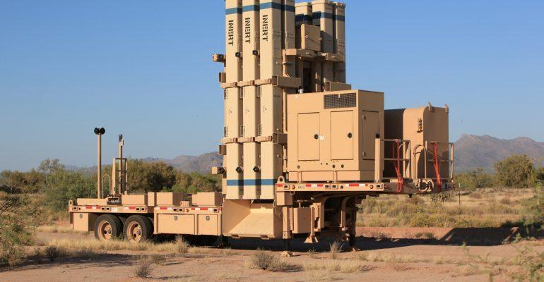 Израиль презентовал систему перехвата ракет «Волшебная палочка»