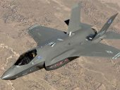 Израильвпервые продемонстрировал истребители F-35