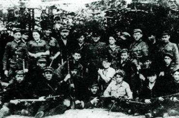 Партизани з «Лісового Єрусалима»