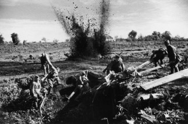 У пам'ять про війну…