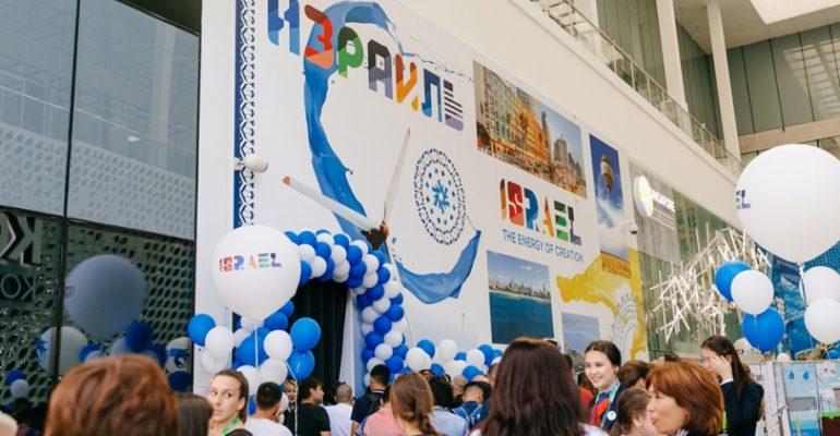 Израиль вошел в ТОП-5 павильонов на EXPO-2017