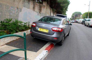 В Ізраїлі за порушення паркування введуть кримінальне покарання