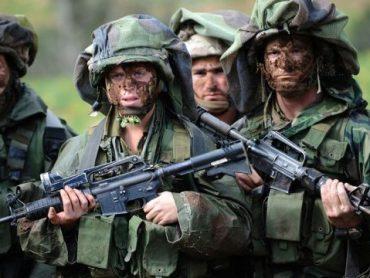 Украина готова использовать опыт реформирования израильской  армии, – Полторак