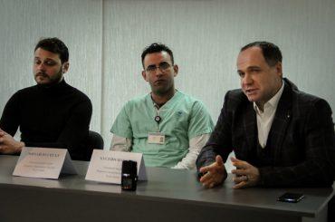 Израильские медики посетили Киевский онкоцентр (Видео)
