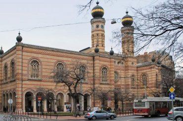 Большая синагога Будапешта признана европейским культурным наследием