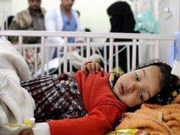 Израильские медики помогают лечить пострадавших от холеры в Замбии