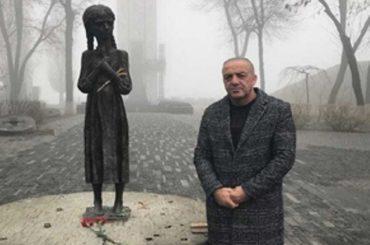 Голодомор был геноцидом, Кнессет должен это признать,  –  депутат Акрам Хасон