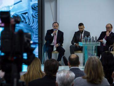 Институт стратегических исследований им. Голды Меир на Европейском индустриальном региональном форуме (Фото)