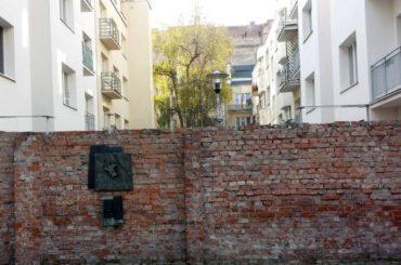 Секции стены Варшавского гетто признают историческими памятниками