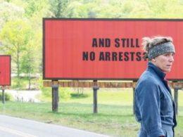 Три билборда против антисемитизма