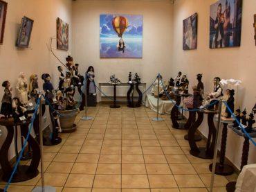 В Киеве открылась уникальная выставка кукол по мотивам творчества Шолом-Алейхема (Фотоотчет)