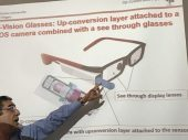 Новая разработка израильских ученых – нанопленка для самых тонких в мире очков ночного видения