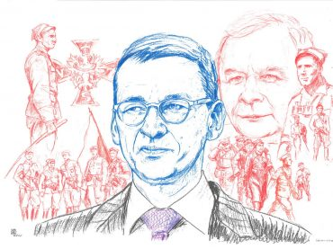 Батько прем'єр-міністра Польщі шокував своєю заявою про євреїв