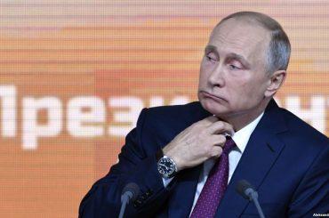 Американський єврейський комітет вимагає пояснень від Путіна